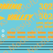 Lycoming Valley Decals Released