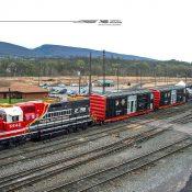Norfolk Southern OAR Train Decals