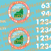 New Conrail Decals Released