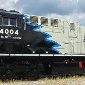 Norfolk Southern AC44C6M #4004