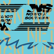 Norfolk Southern AC44C6M #4004/4005