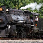East Broad Top Railroad Decals Released