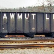 Pittsburg Shawmut 100 ton Hopper Decals