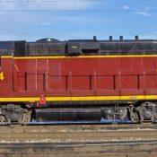 AVR / SWP / NCN Locomotive Decal Set