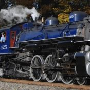 Reading and Northern Steam Locomotives (2015+) Decal Set