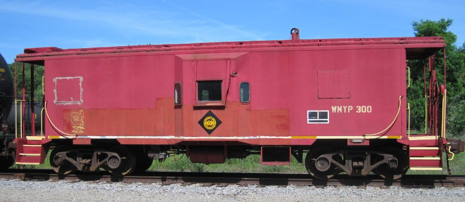 WNY&P Caboose Decal Set