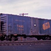 Tennessee Alabama and Georgia Railway Box Car Decal Set