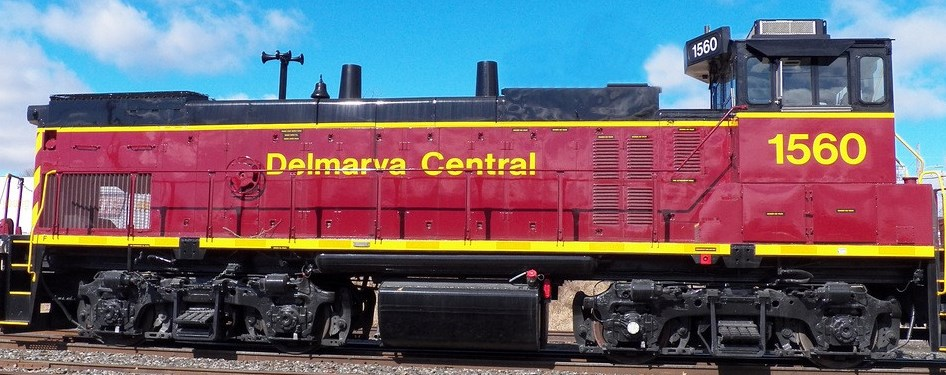 Delmarva Central Railroad Switchers (DCR)