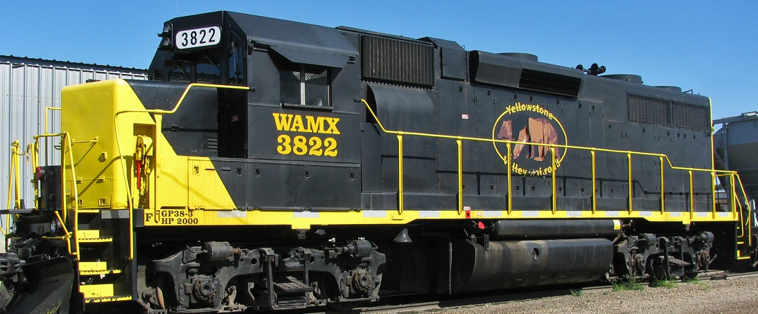 Watco System Decal Set 2 (WAMX)