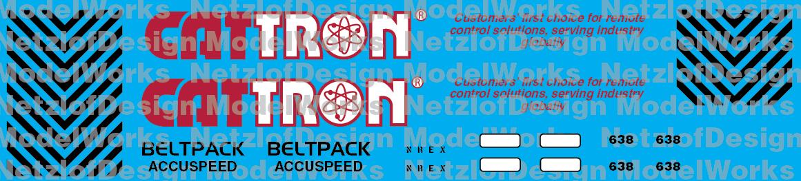 NREX Cattron Demo Unit #638