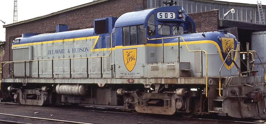 Delaware Hudson RS3M RS3U