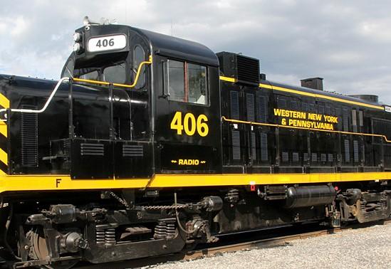 WNY&P RS3U 406