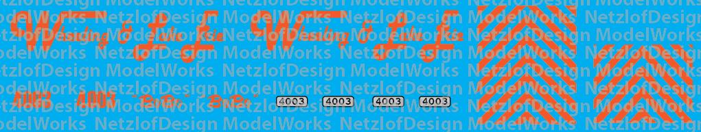 WLE 4003 Original Logo