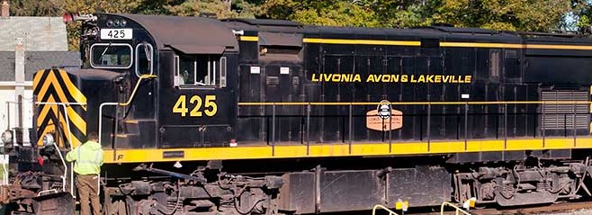 LAL Locomotive Decal Set