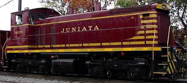 Juniata Terminal Switchers