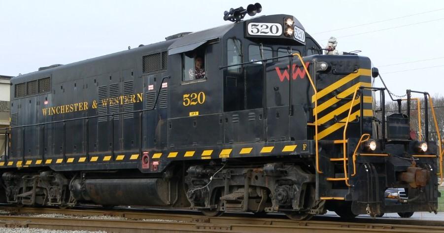 Winchester Western 1st Gen GPs Decal Set
