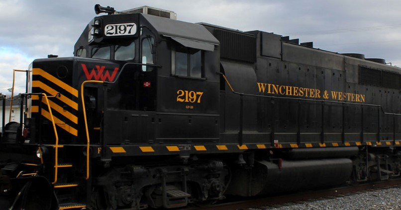 Winchester Western GP38s Decal Set
