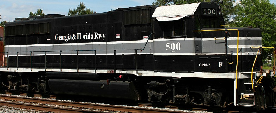 Georgia & Florida Railway GP40-2