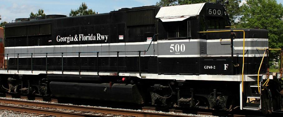 Georgia & Florida Railway GP40-2