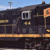 Detroit Toledo Shore Line GP Locomotive Decals