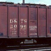 Detroit & Toledo Shore Line Railroad PS2 2 Bay Covered Hopper Decals
