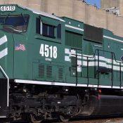 Paducah & Louisville SD70MAC Decals