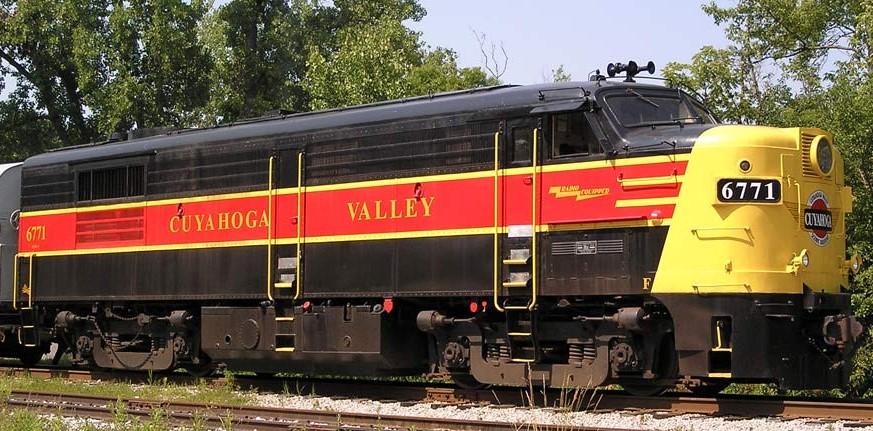 Cuyahoga Valley Loco
