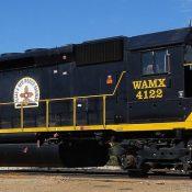 WAMX Locomotive Decal Set #4 (ABS, AA, SRRR, TXN, DREI)