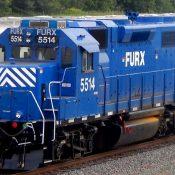 First Union Rail (FURX) GP38-2s Decals