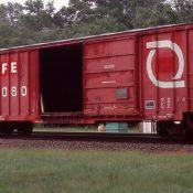 South Central Florida Express Box Car Decals