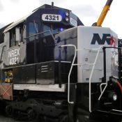 NREX Lease Unit Decal Set