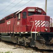 HLCX Lease Locomotive Decal Set