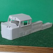 HO Scale SD70ACC Cab Locomotive Part