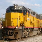 Ann Arbor Railroad – Yellow & Gray Locomotive Decals WAMX