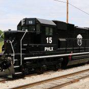 Parrish & Heimbecker Limited – PHLX Locomotive Decals
