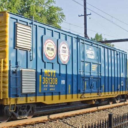 Set of 10 Railroad Logo vinyl sticker decals train chessie csx union pacific