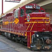 Duluth, Missabe and Iron Range Locomotive Decals
