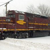 Bessemer Lake Erie ex DMIR Locomotive Decals