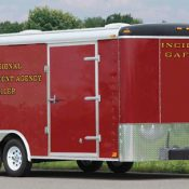 Generic Fire Department Name Decals