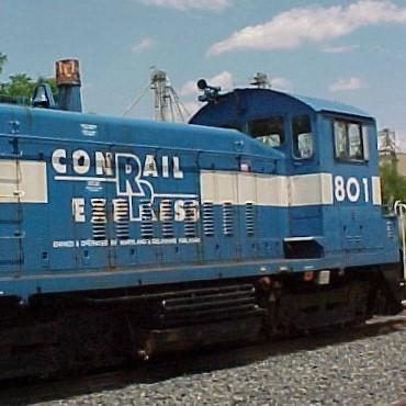 Conrail Express Loco