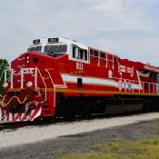 CSX Spirit of the First Responder #911 Locomotive Set