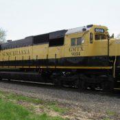 Susquehanna Railroad Leased SD60s (NYSW) Locomotive Decals