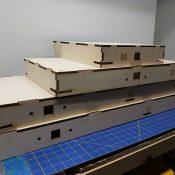 HO Scale T-TRAK Straight Modules