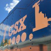 CSX Steam Kentucky Steam 2716