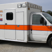 Generic Ambulance Name Decals
