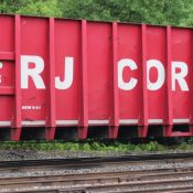 RJ Corman Rotary Hopper Decal Set