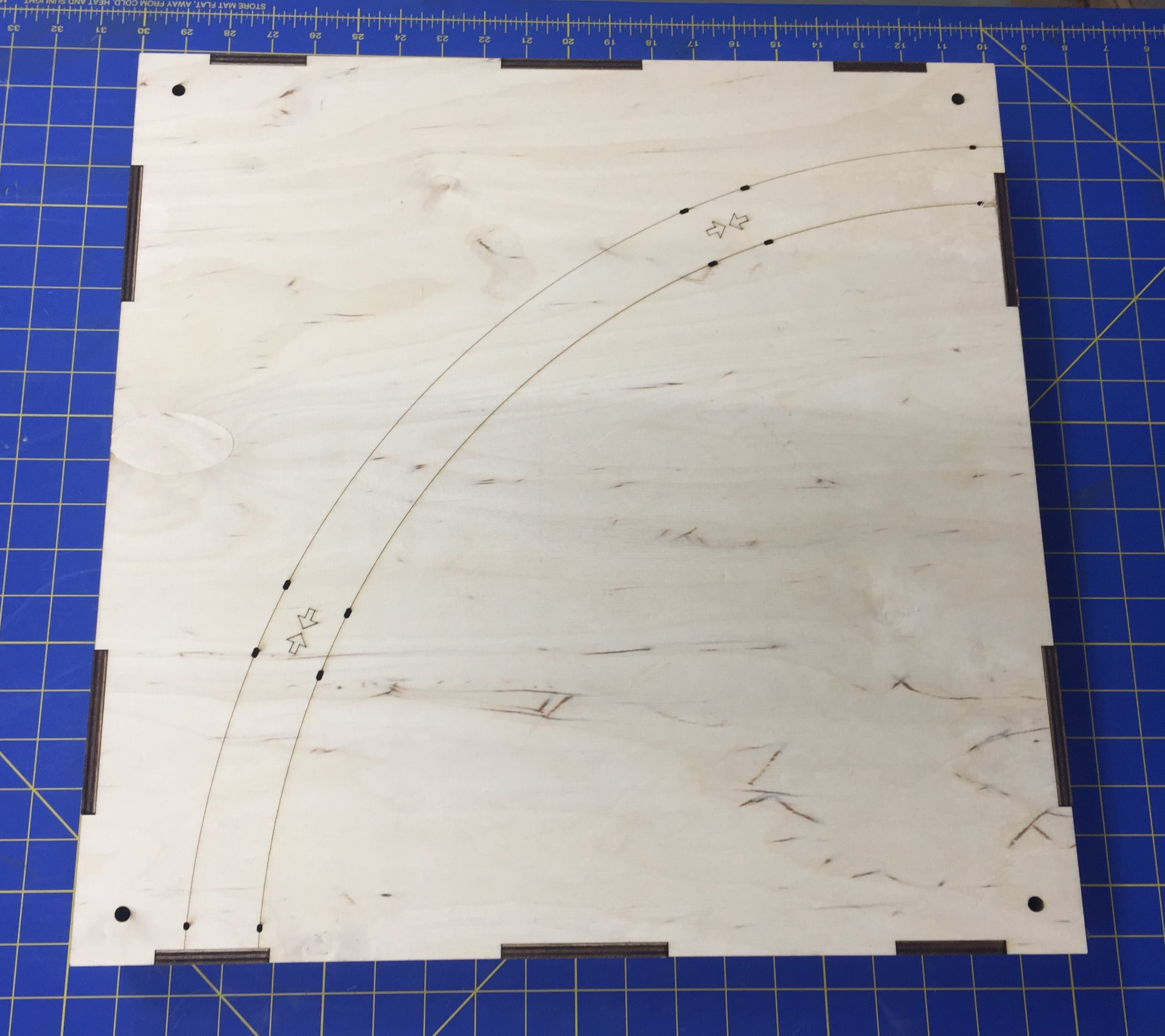HO Scale T-TRAK Corner Modules