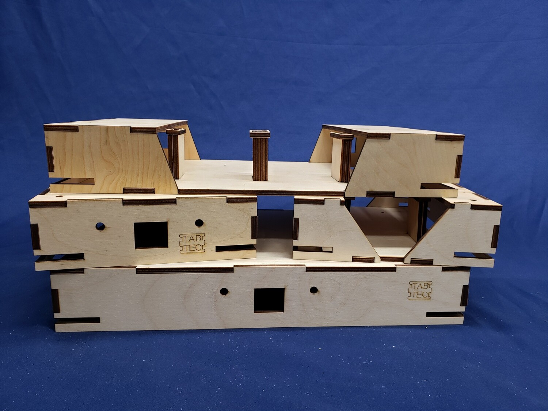 Z Scale Valley Modules T-TRAK