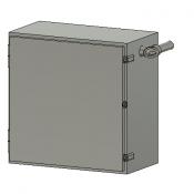 NS SD40E Cab Signal Box Detail Part