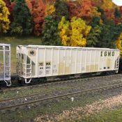 International Grain Mill Operators (IGMO) Covered Hopper Decals